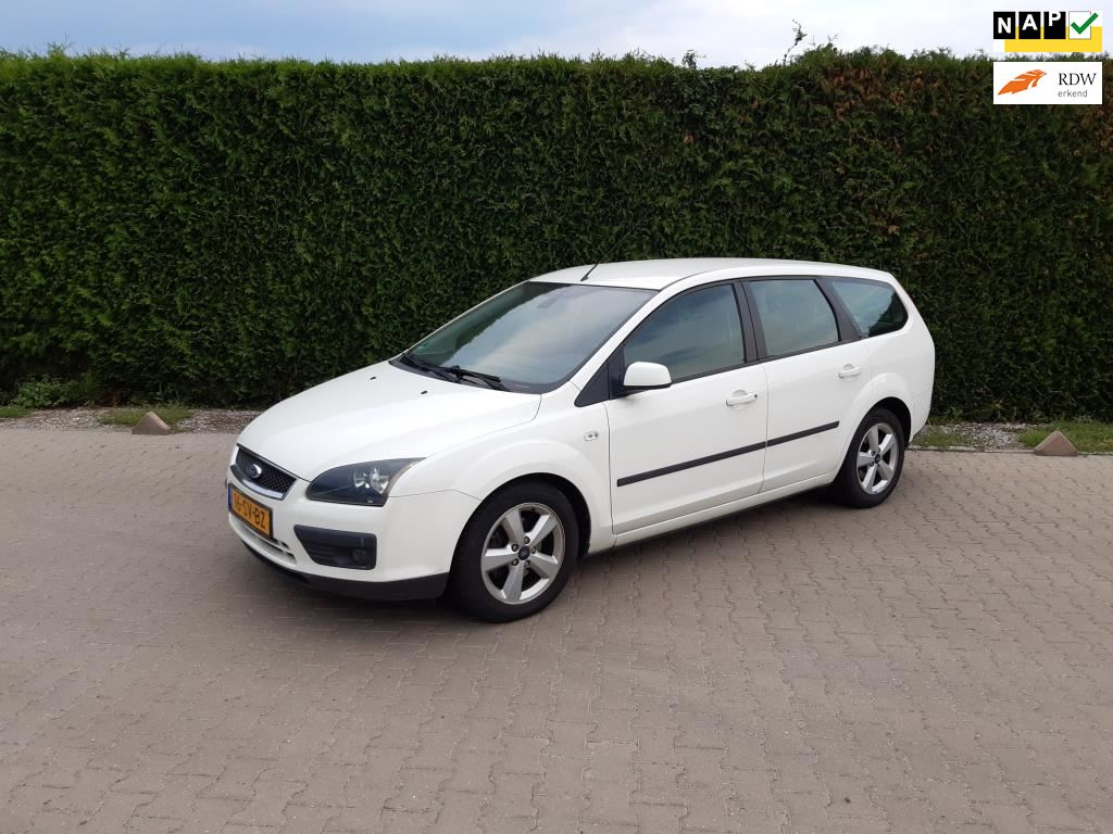 Ford Focus Wagon occasion - Hurkmans Techniek