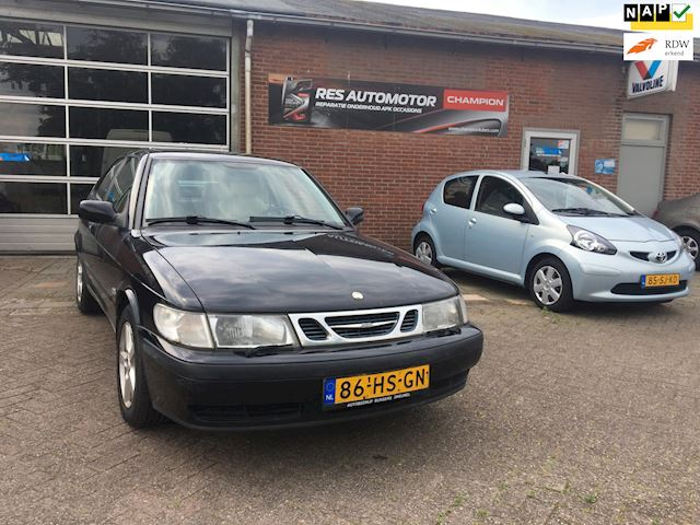 Saab 9-3 Coupé occasion - RESAUTOMOTOR