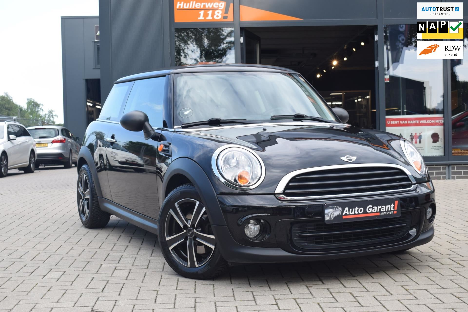 Mini One occasion - Auto Garant Nunspeet