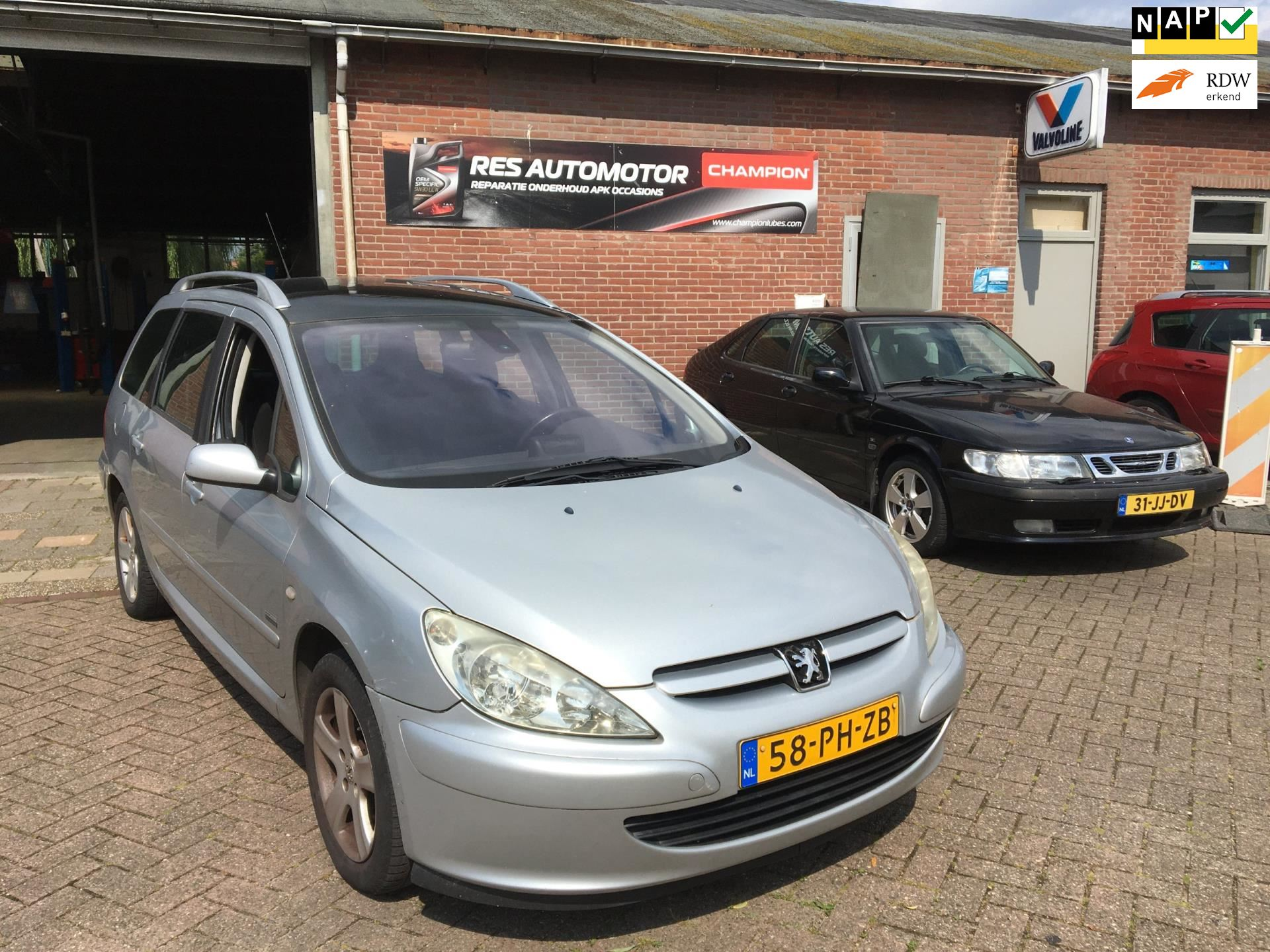 Peugeot 307 SW occasion - RESAUTOMOTOR
