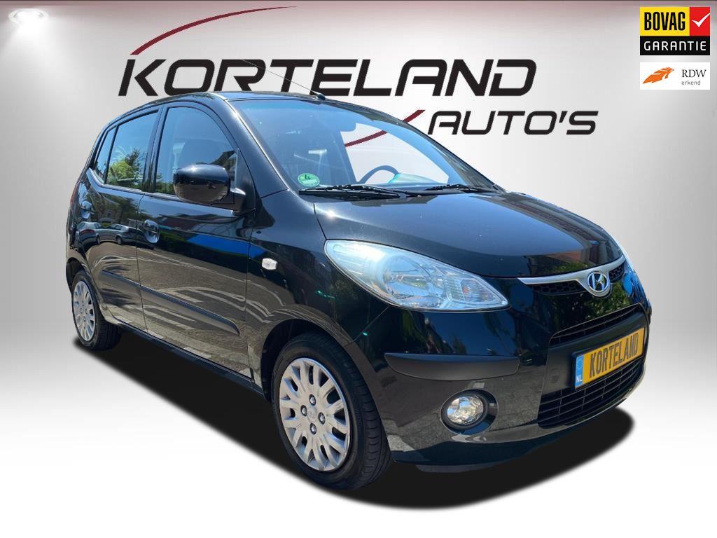 Hyundai I10 occasion - Korteland Auto's