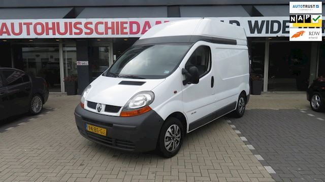 Renault Trafic 1.9 dCi L1 H2 MARGE
