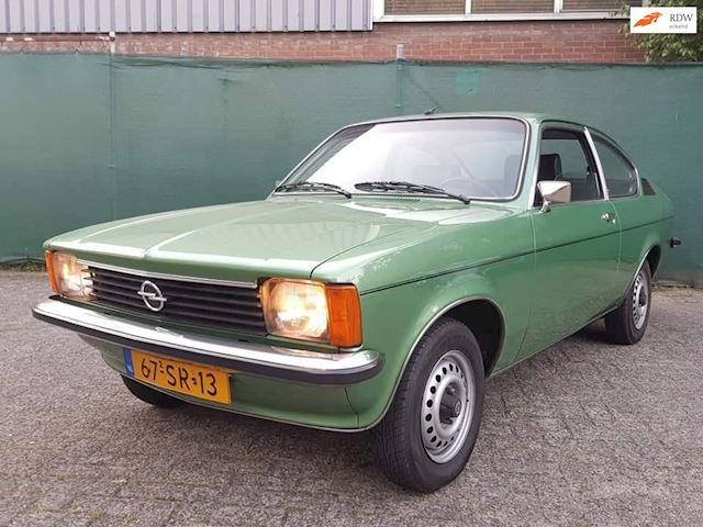 Opel Kadett 1.2S de Luxe Coupé Aut. *ALS NIEUW*