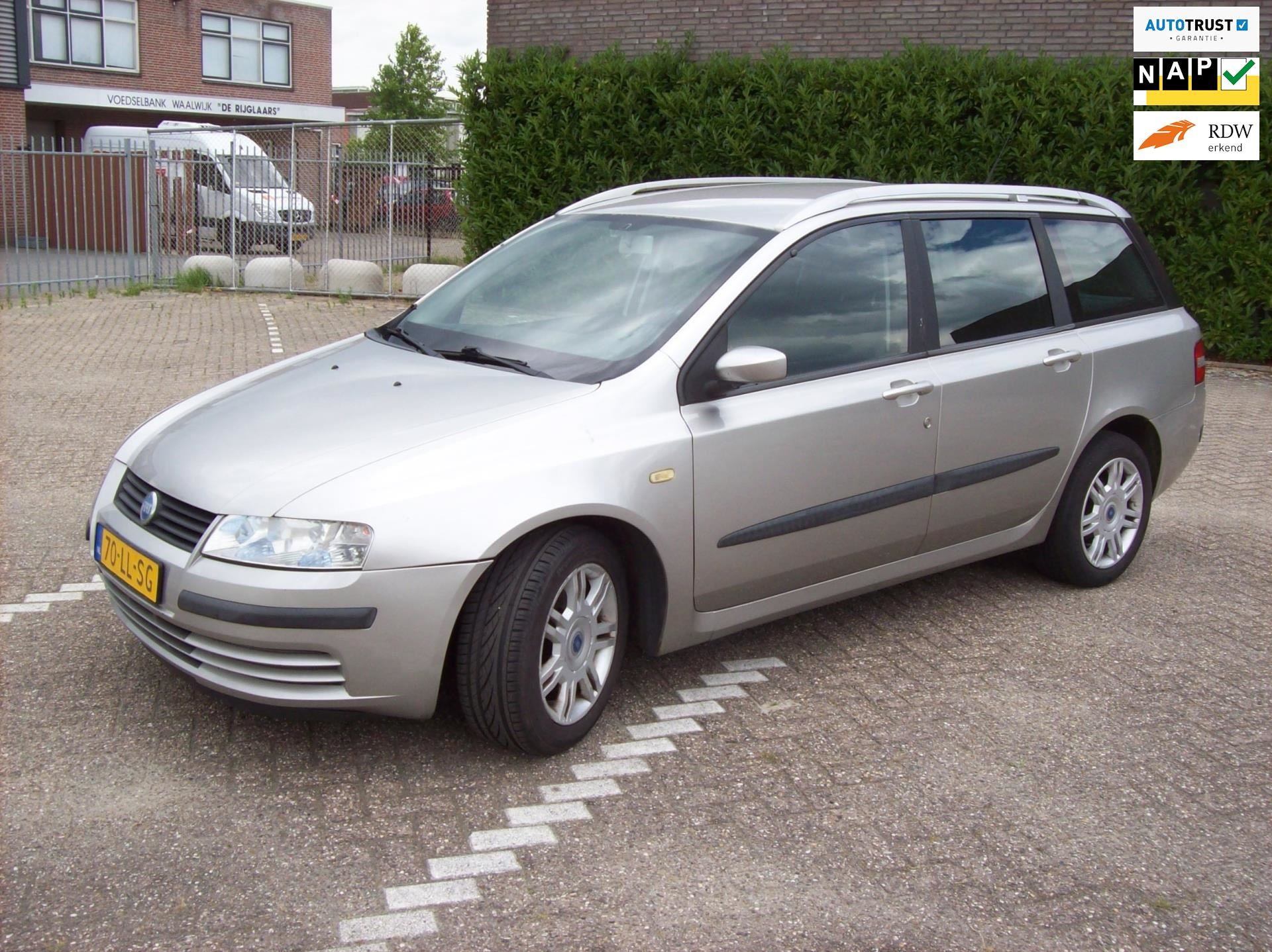Fiat Stilo Multi Wagon occasion - Car Sales Waalwijk