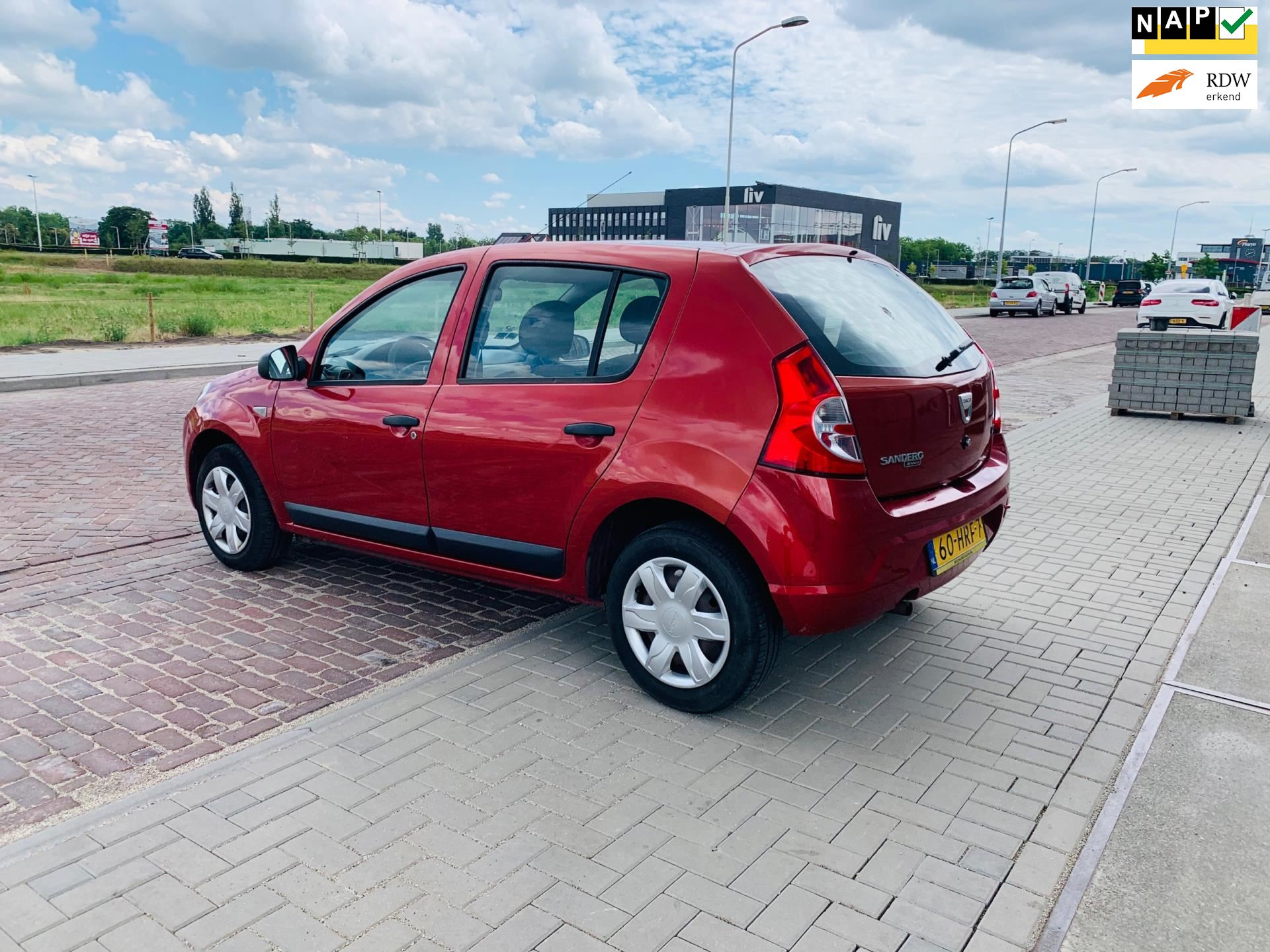 Dacia Sandero occasion - De Waal Auto's
