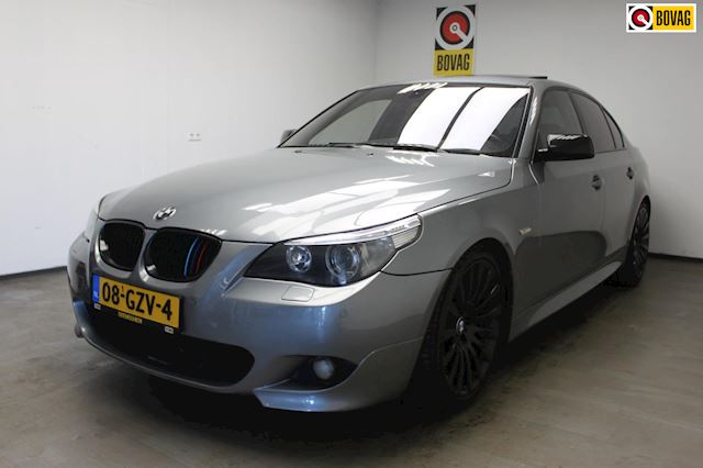 BMW 5-serie 535d Youngtimer/ M-PAKKET/ FULL OPTIE/ AUTOMAAT/ HEAD-UP