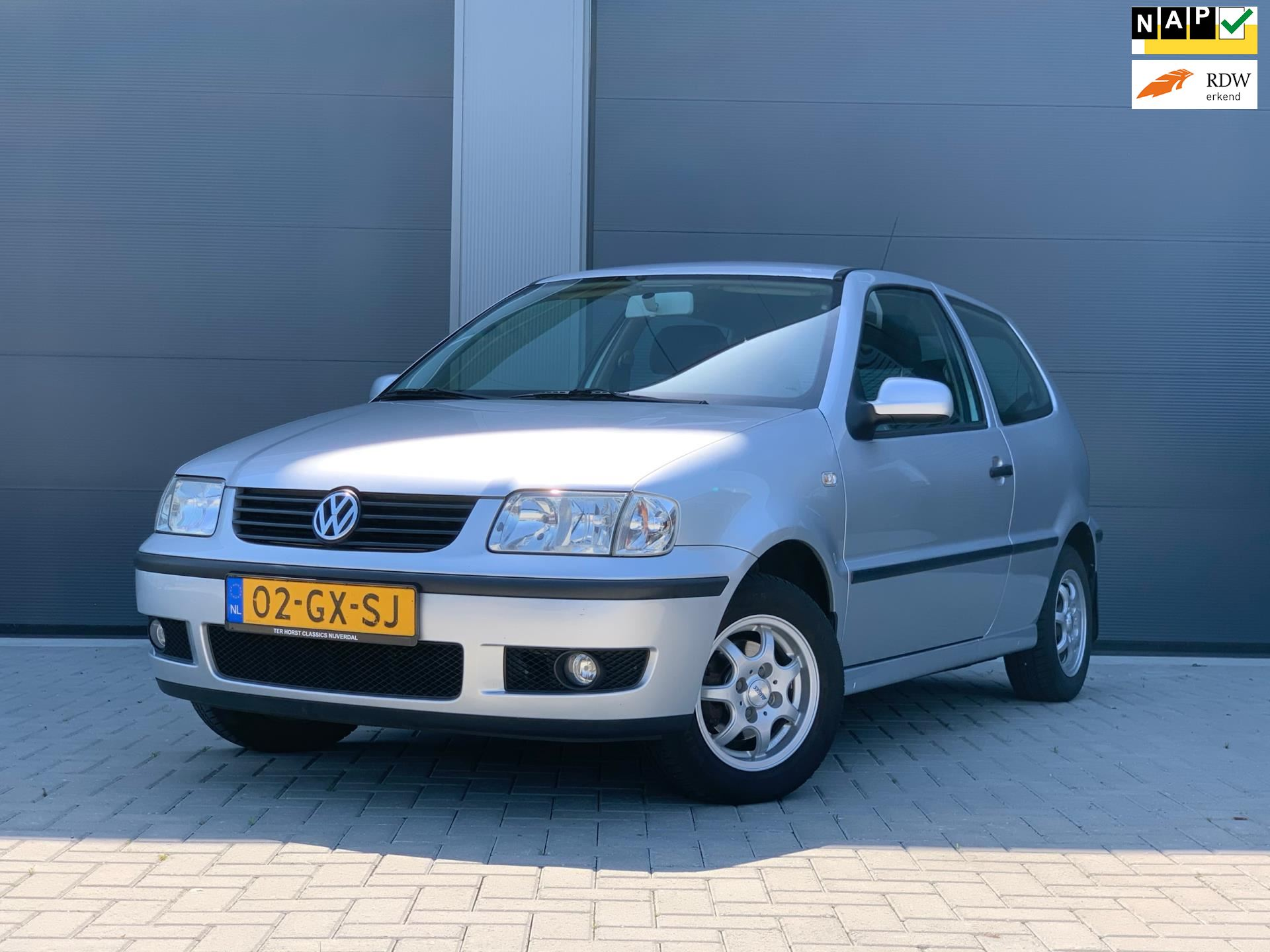 Volkswagen Polo occasion - TER HORST CLASSICS