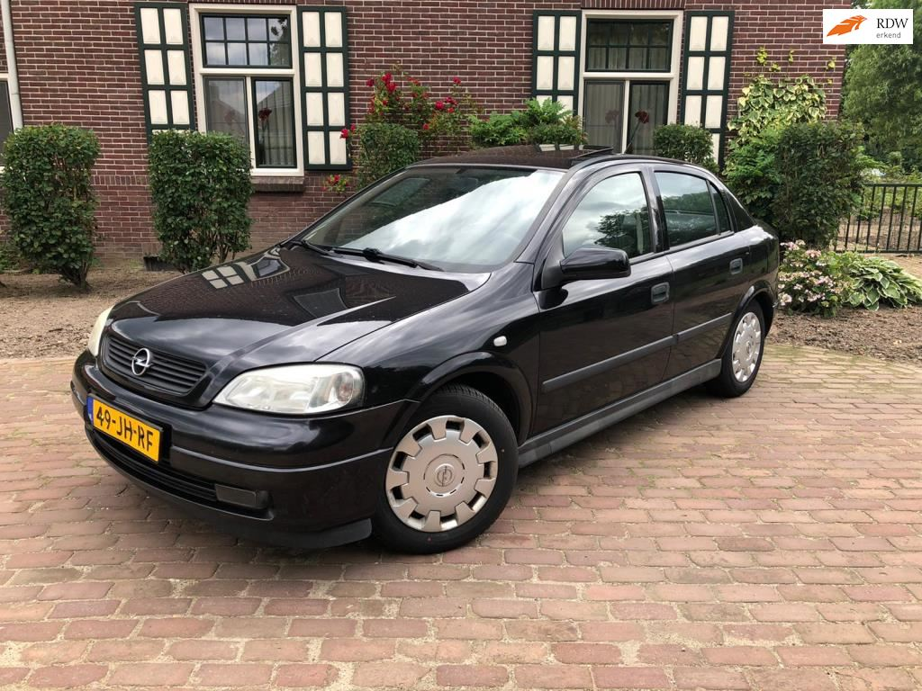 Opel Astra occasion - Autobedrijf P. Kuepers
