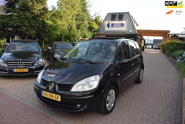 Renault Scénic 2.0-16V Business Line AIRCO/DAK/CRUISE/PDC/DAK/TREKHAAK/NETTE STAAT