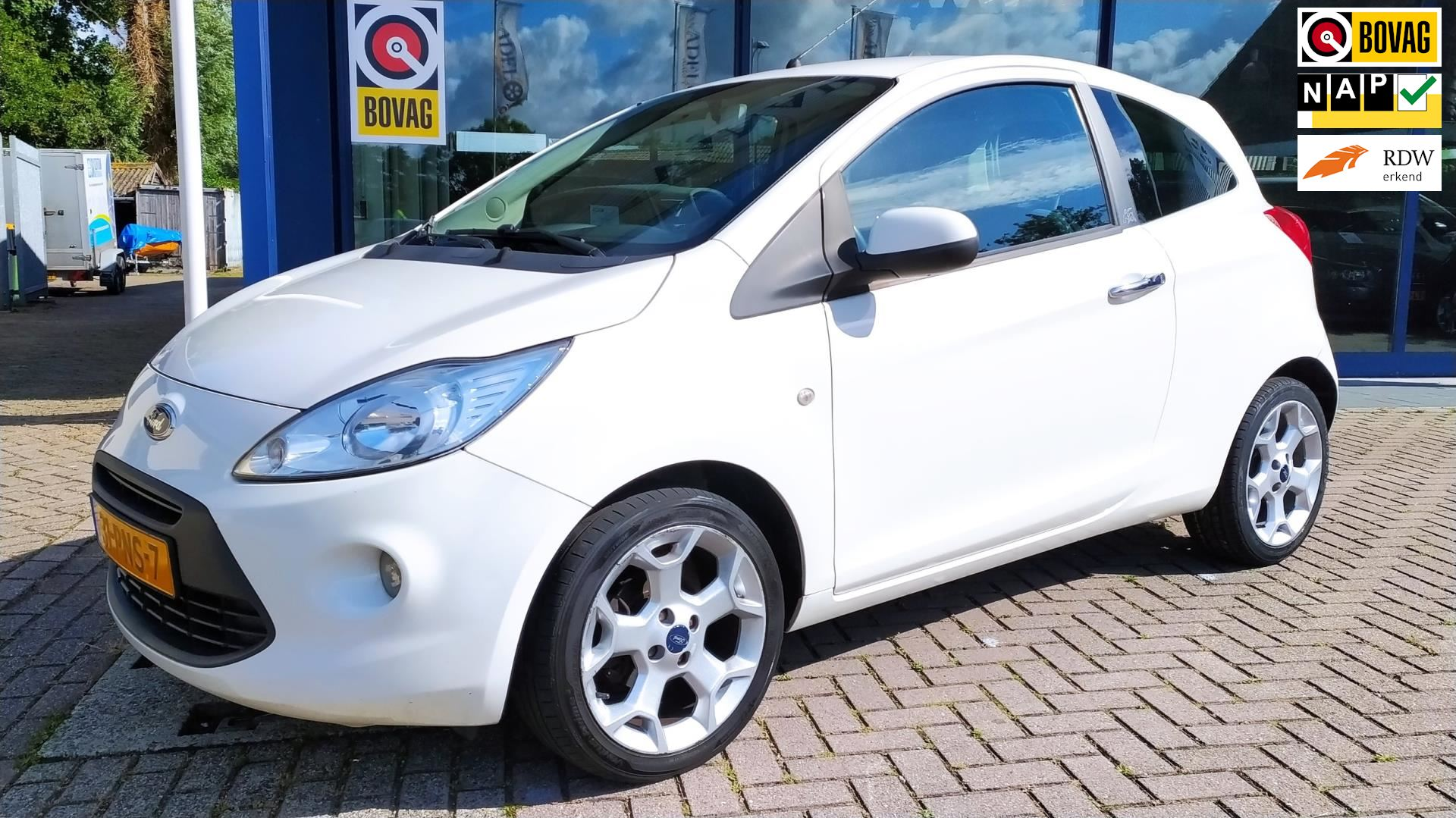 Ford Ka occasion - Van Adel Auto's