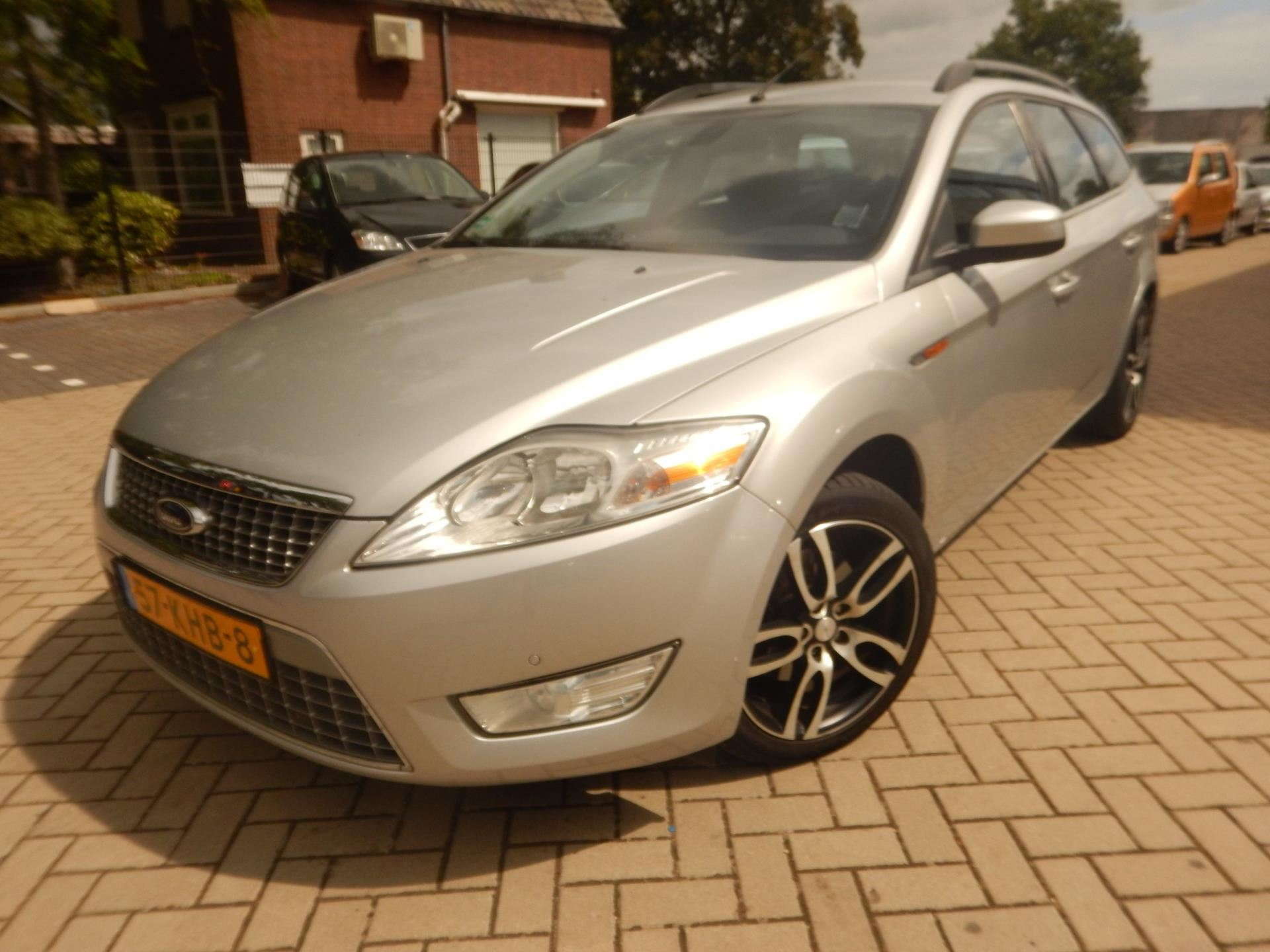 Ford Mondeo Wagon occasion - Pitstop 4 You