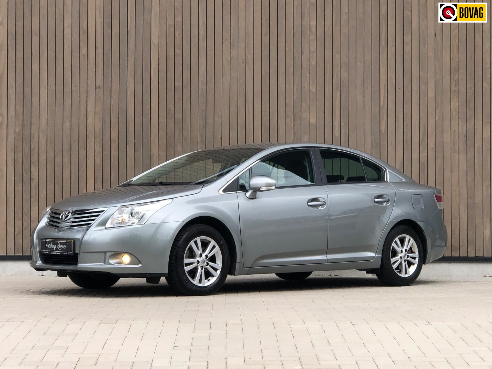 Toyota Avensis occasion - Autohuys Rhenen