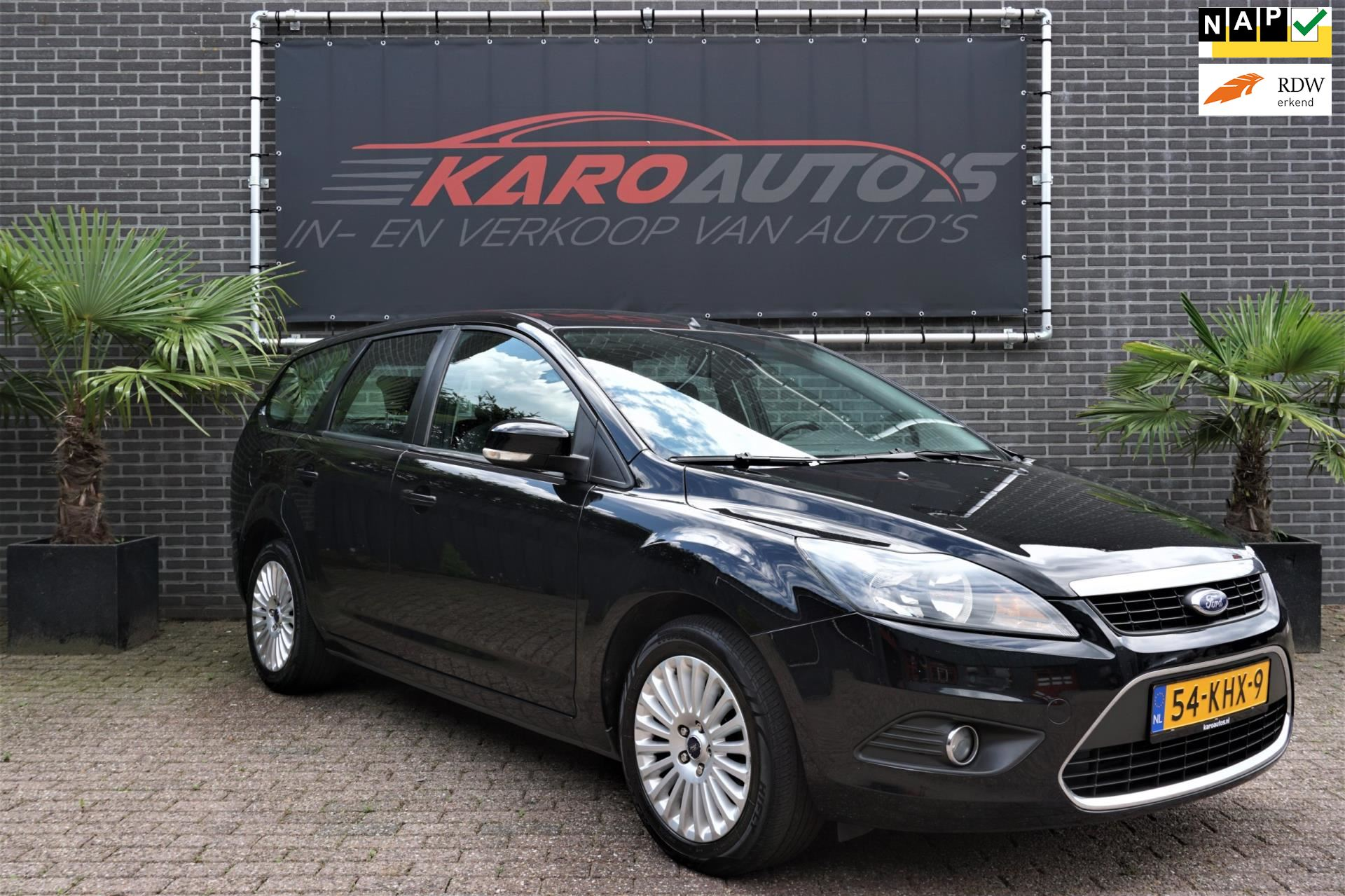 Ford Focus Wagon occasion - KARO Auto's