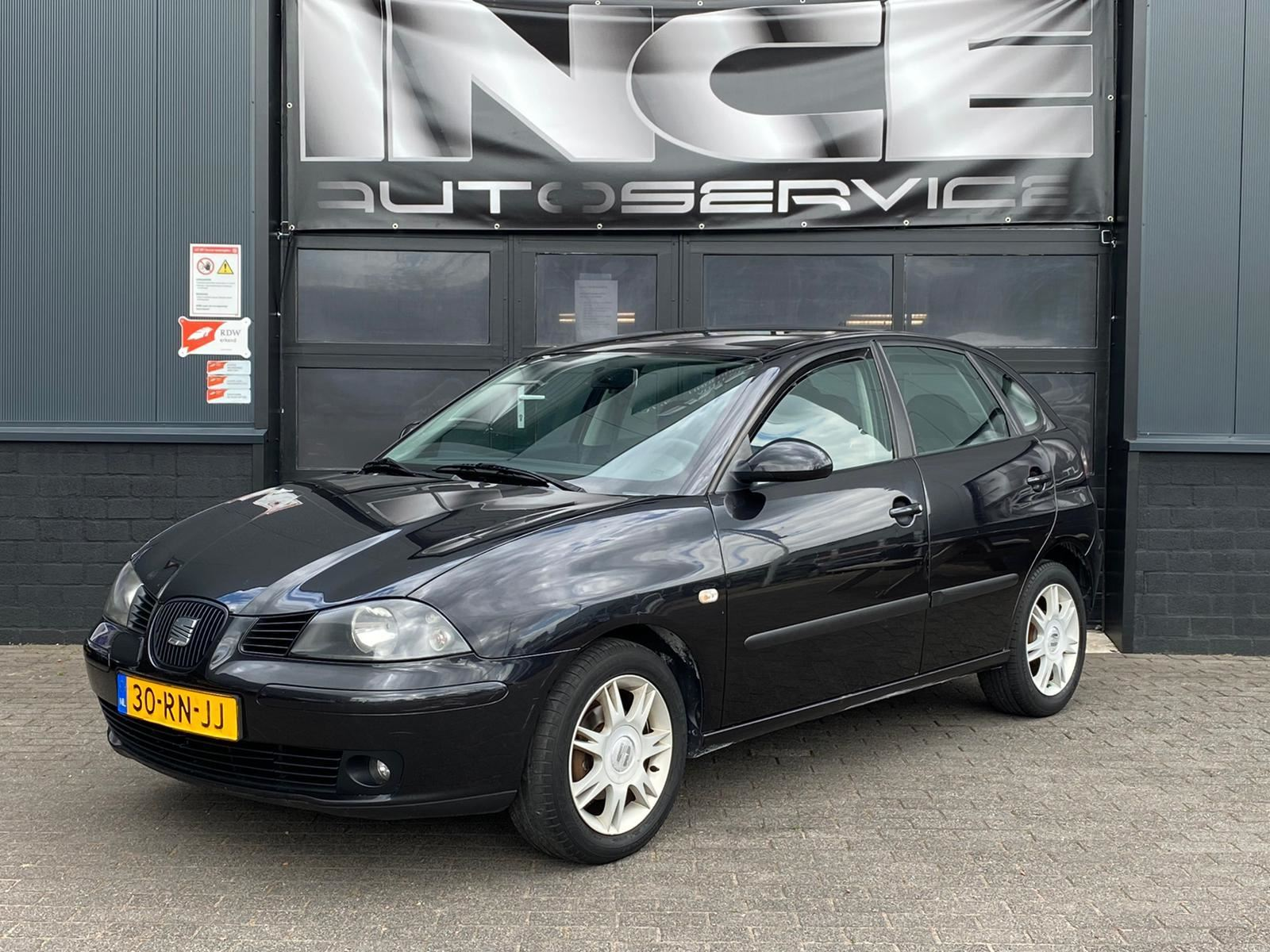 Seat Ibiza occasion - Ince Autoservice