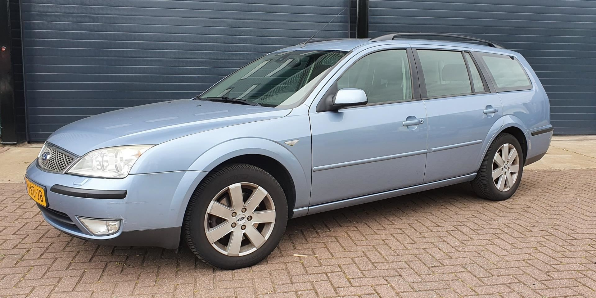 Ford Mondeo Wagon occasion - Car Trade Nass