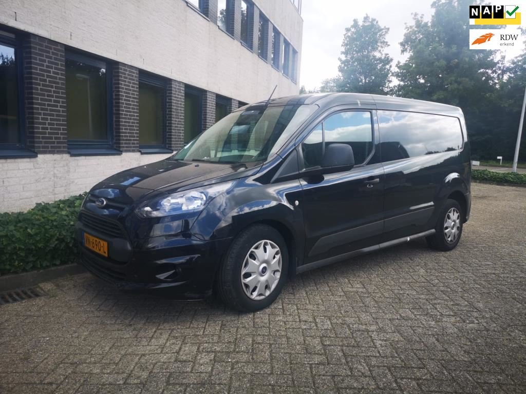 Ford Transit Connect occasion - Van Wanrooy Auto's