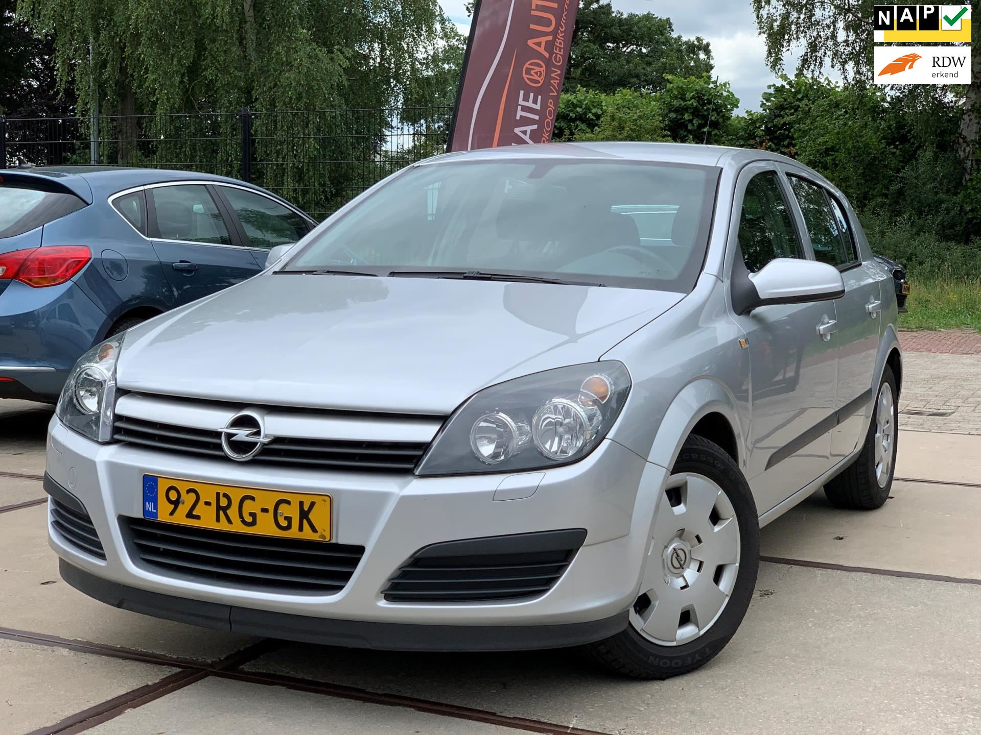 Opel Astra occasion - Ultimate Auto's