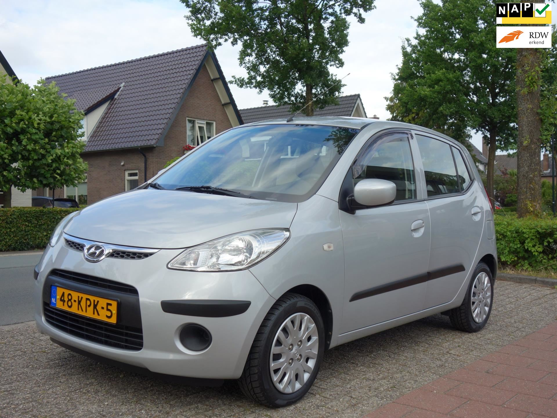 Hyundai I10 occasion - De Vries Automotive Apeldoorn