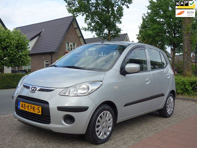 Hyundai I10 1.25i Dynamic 55.000 km dealer onderhoud NAP.