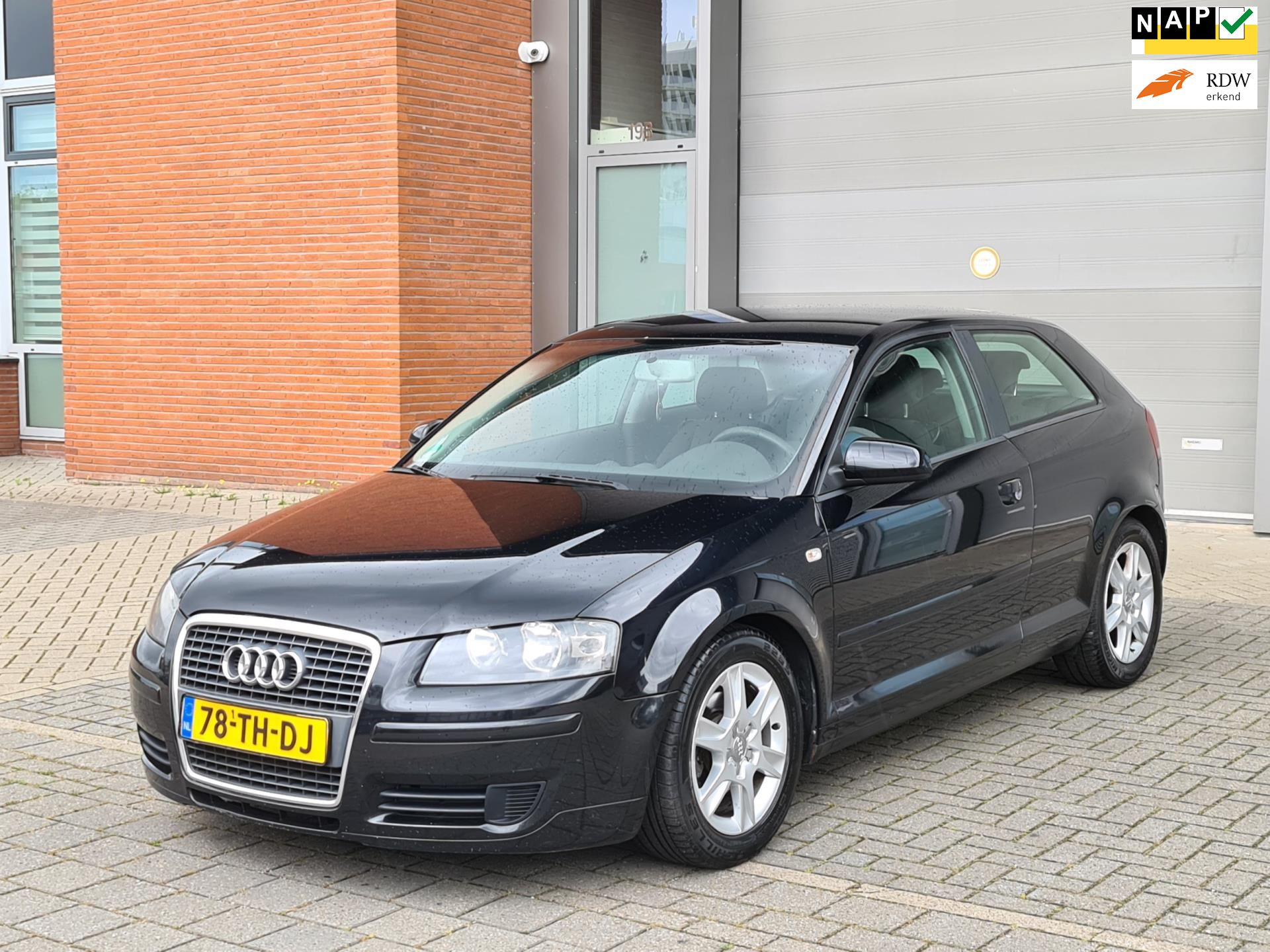 Audi A3 occasion - Staal Cars