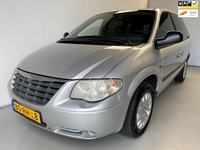 Chrysler Voyager 2.4i SE Luxe Climate+Cruise control LPG G3 7-persoons Trekhaak