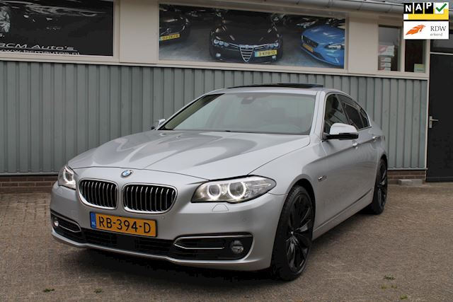 BMW 5-serie occasion - BCM Auto`s