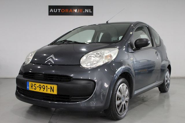 Citroen C1 1.0-12V Séduction Leuke Zuinige Auto!!