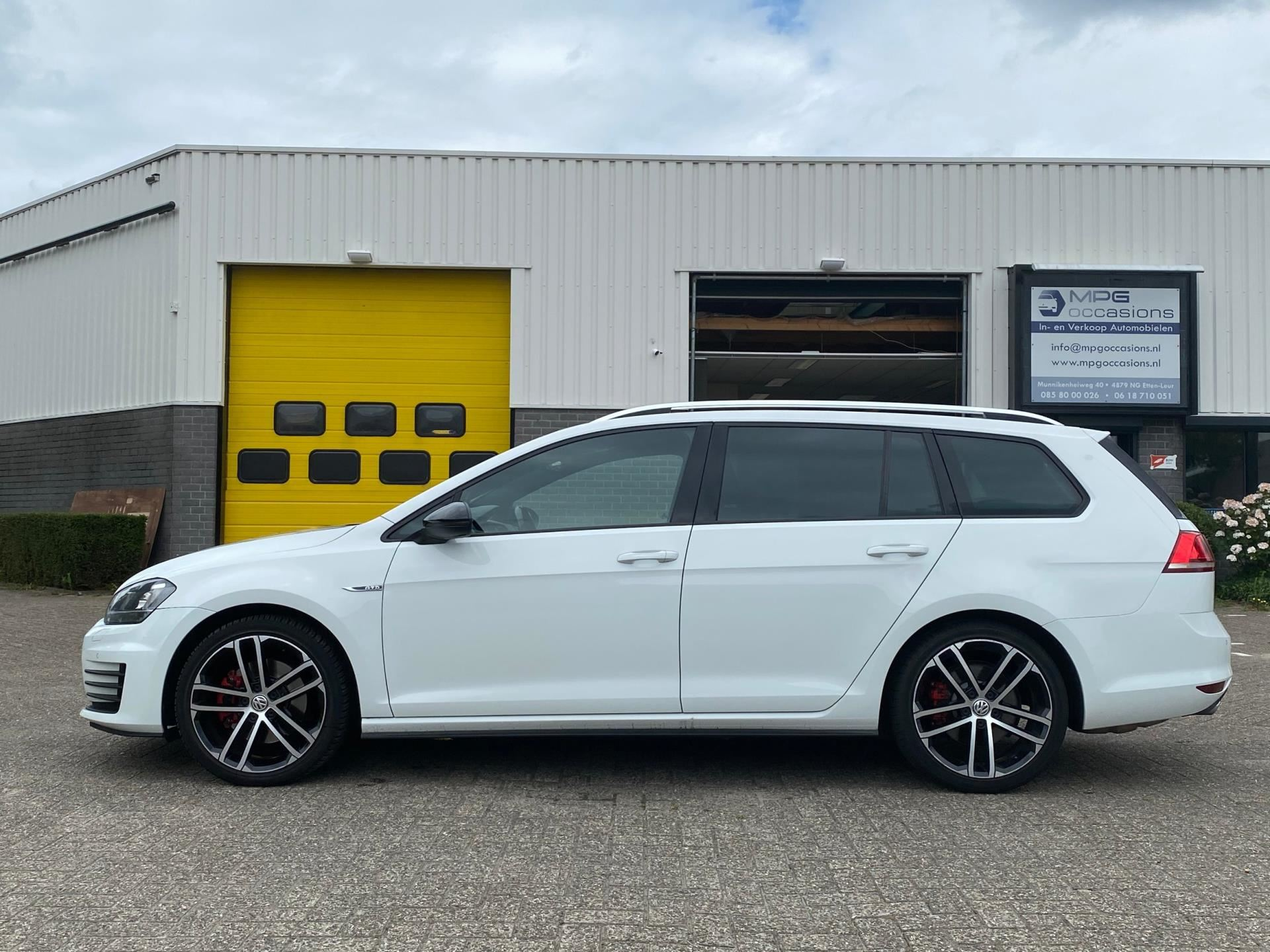 Volkswagen Golf Variant occasion - MPG Occasions