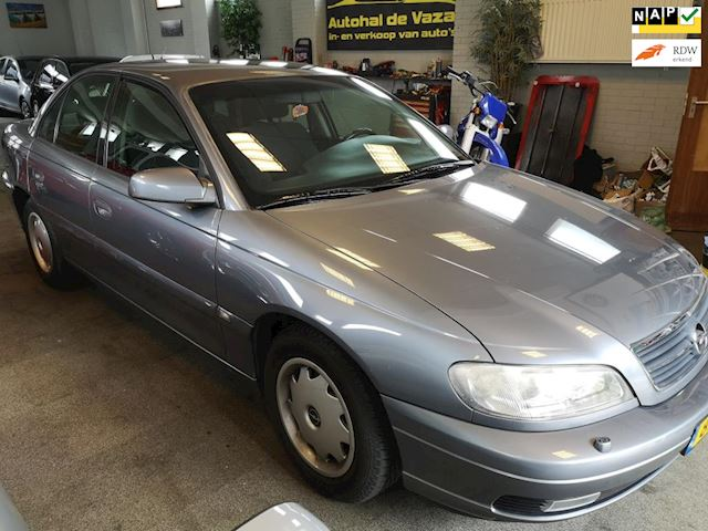 Opel Omega 2.2i-16V Business Edition bomvol opties