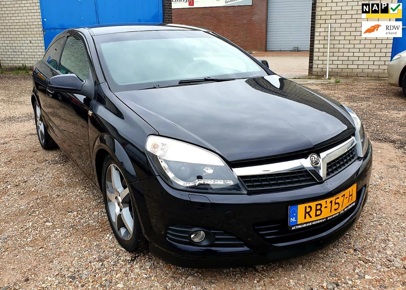 Opel Astra GTC occasion - DeAuto nl