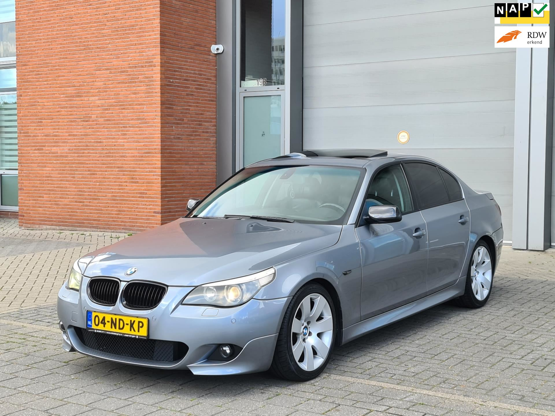 BMW 5-serie occasion - Staal Cars