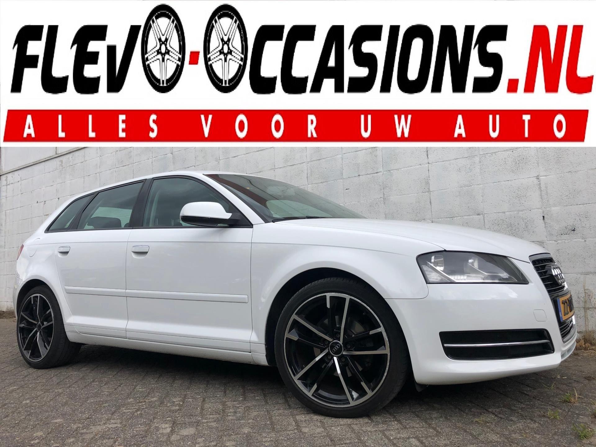 Audi A3 Sportback occasion - Flevo Occasions