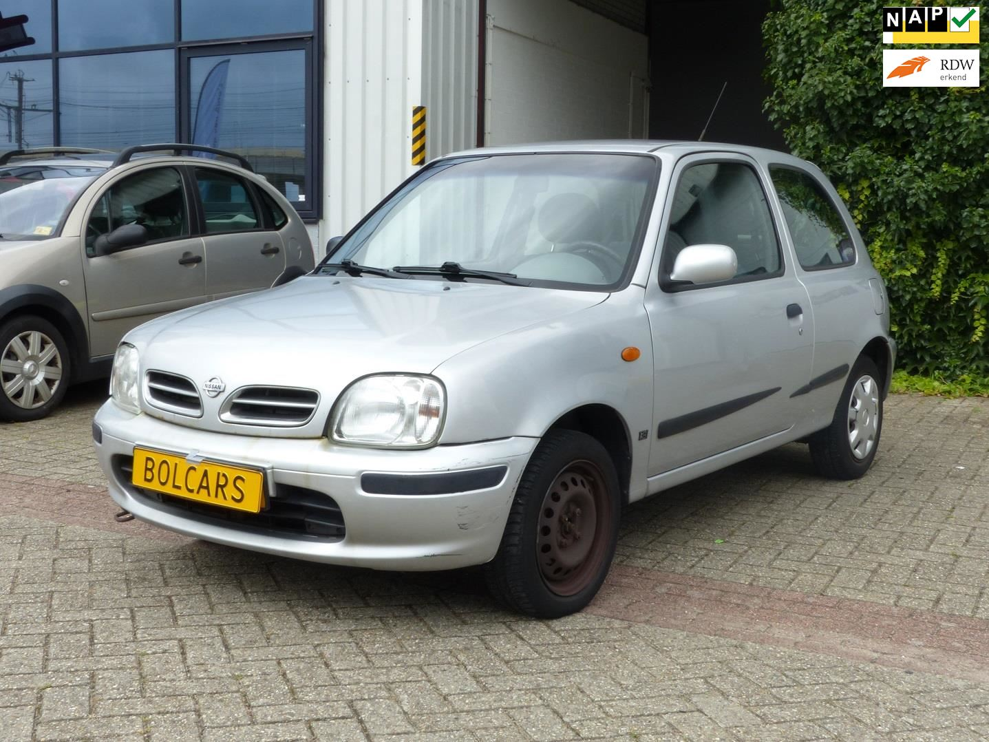 Nissan Micra occasion - Bol Cars