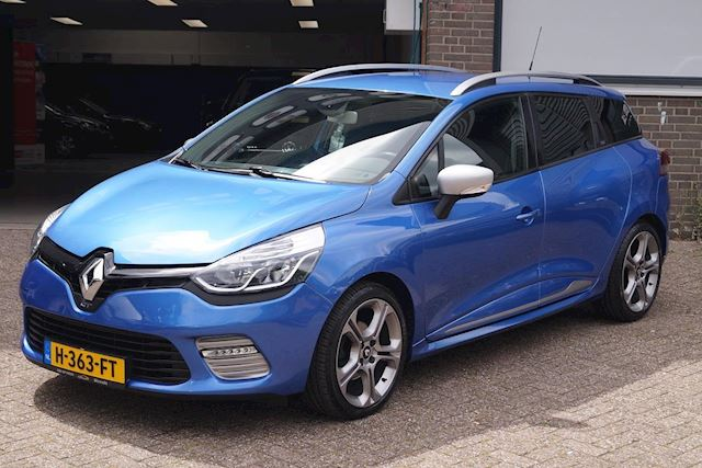 Renault Clio Estate 1.2 GT Camera Carplay Automaat Navi Standkachel