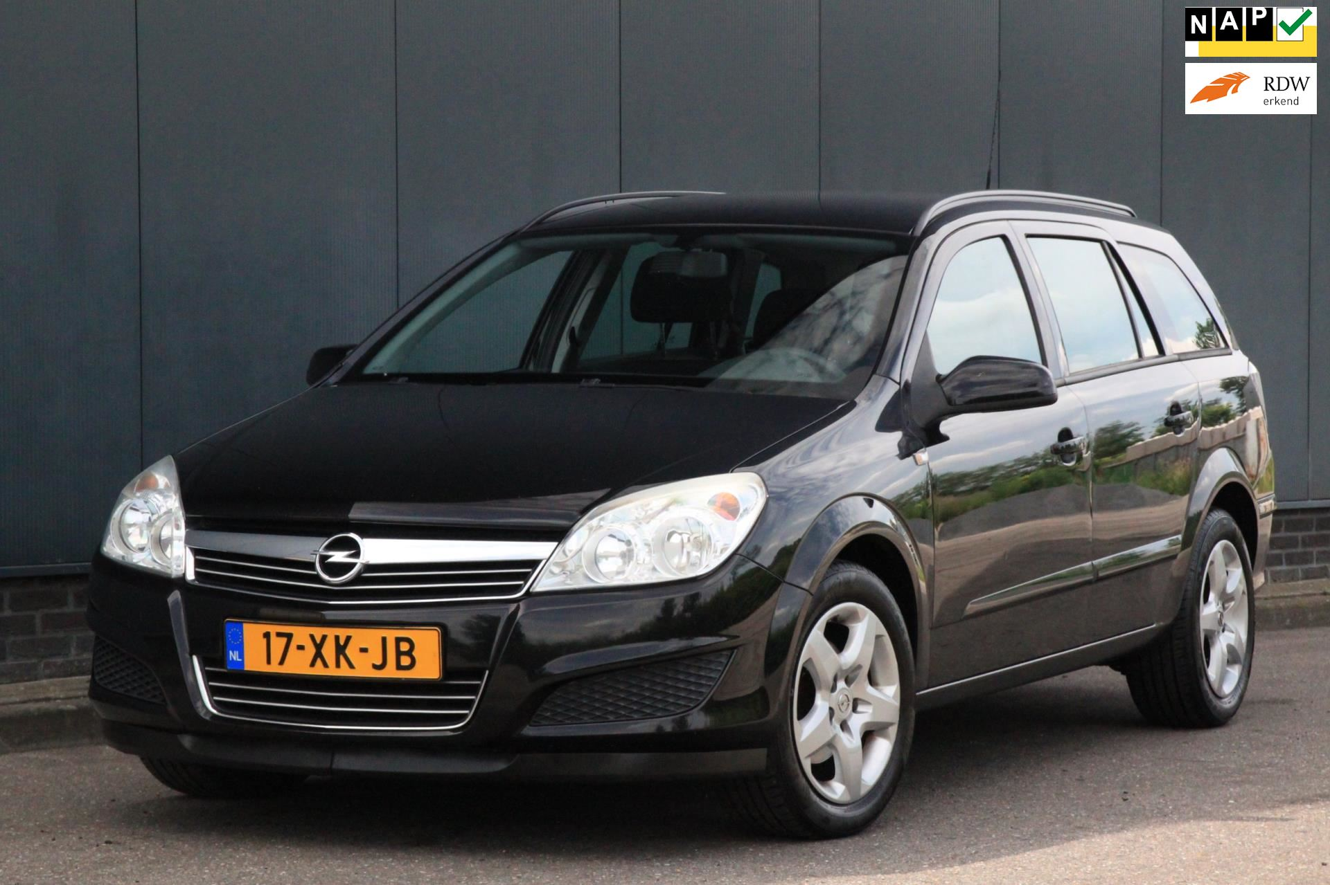 Opel Astra Wagon occasion - Auto Hoeve B.V.