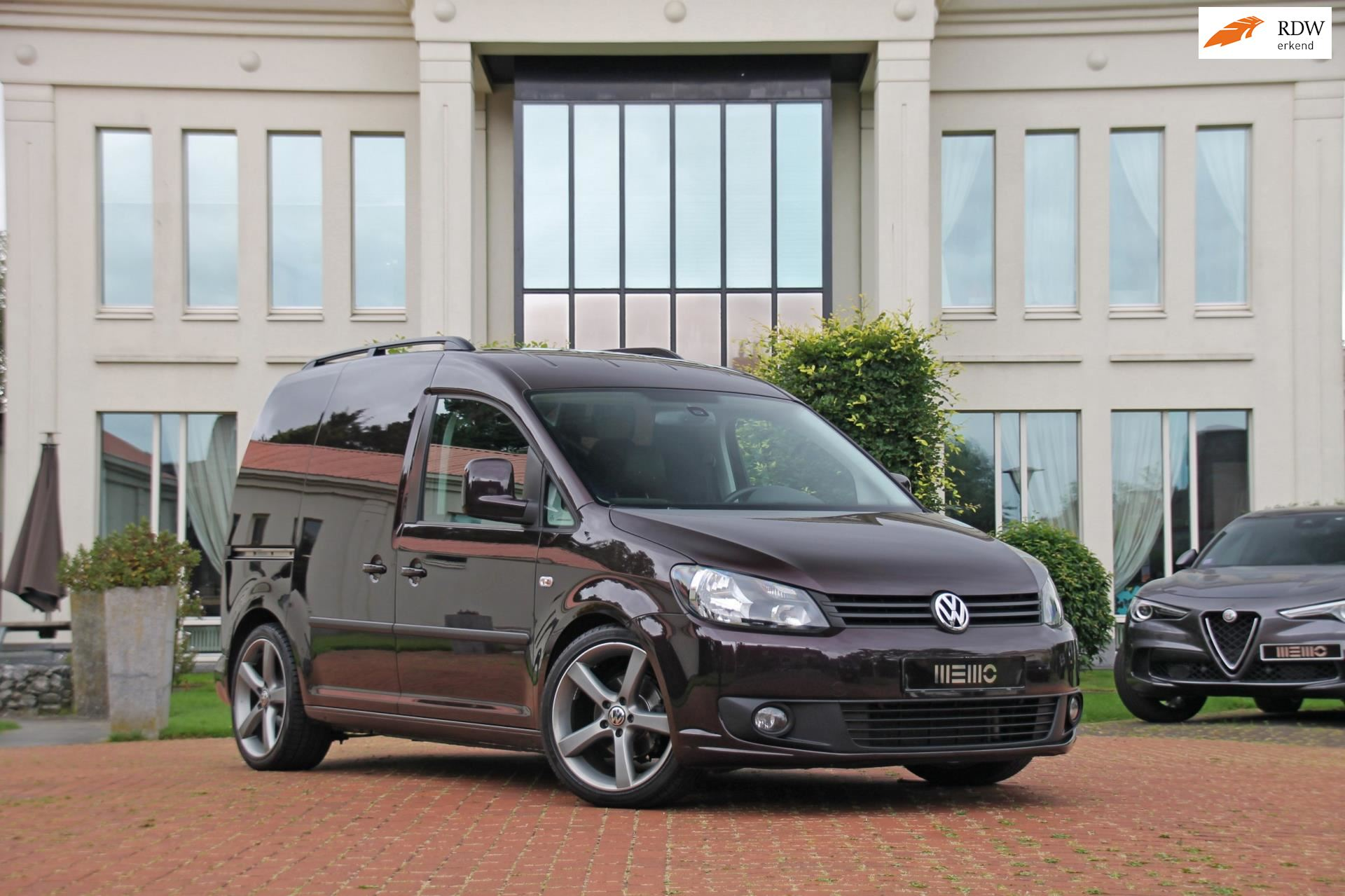Volkswagen Caddy occasion - Memo Performance