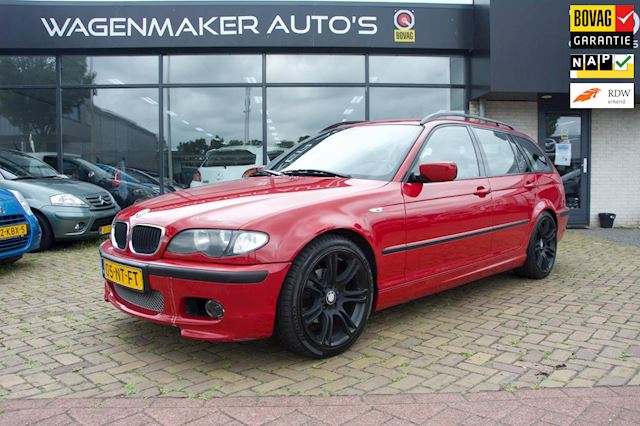 BMW 3-serie Touring 318i Executive Clima|Cruise|NAVI|Leder!!