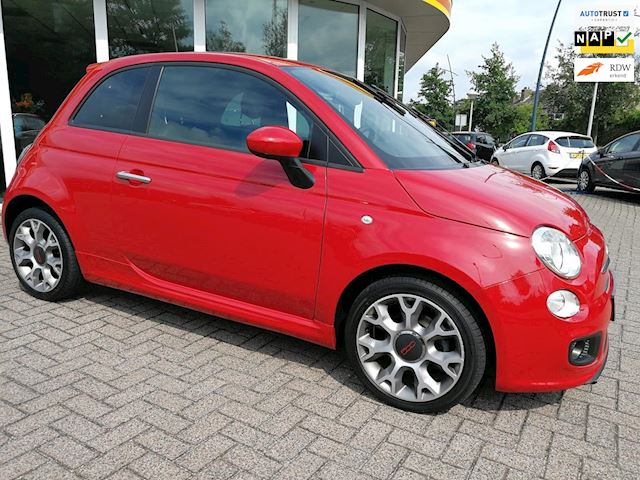 Fiat 500 0.9 TwinAir Turbo 500S Climate control/ PDC!