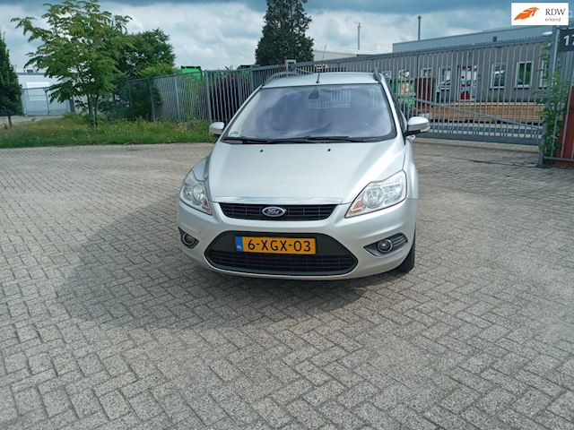 Ford Focus Wagon 1.6 TDCi Limited