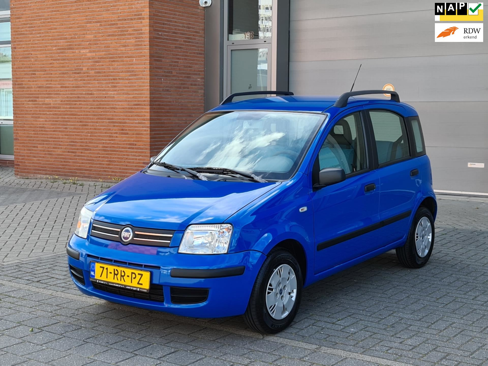 Fiat Panda occasion - Staal Cars