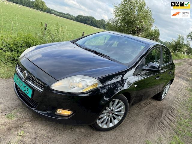 Fiat Bravo 1.4 T-Jet Sport turbo vol opties, extra winterbanden, NAP