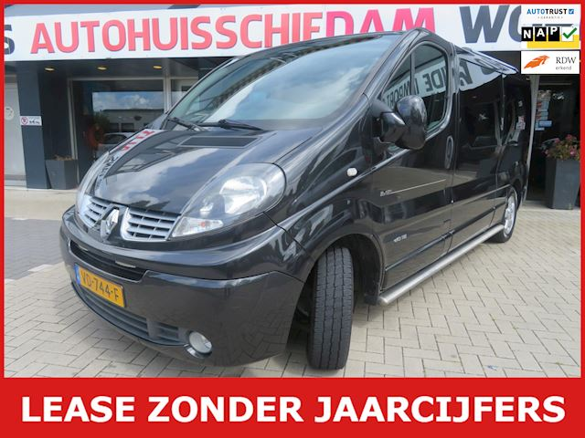 Renault Trafic 2.0 dCi T29 L2H1 DC Eco Black Edition