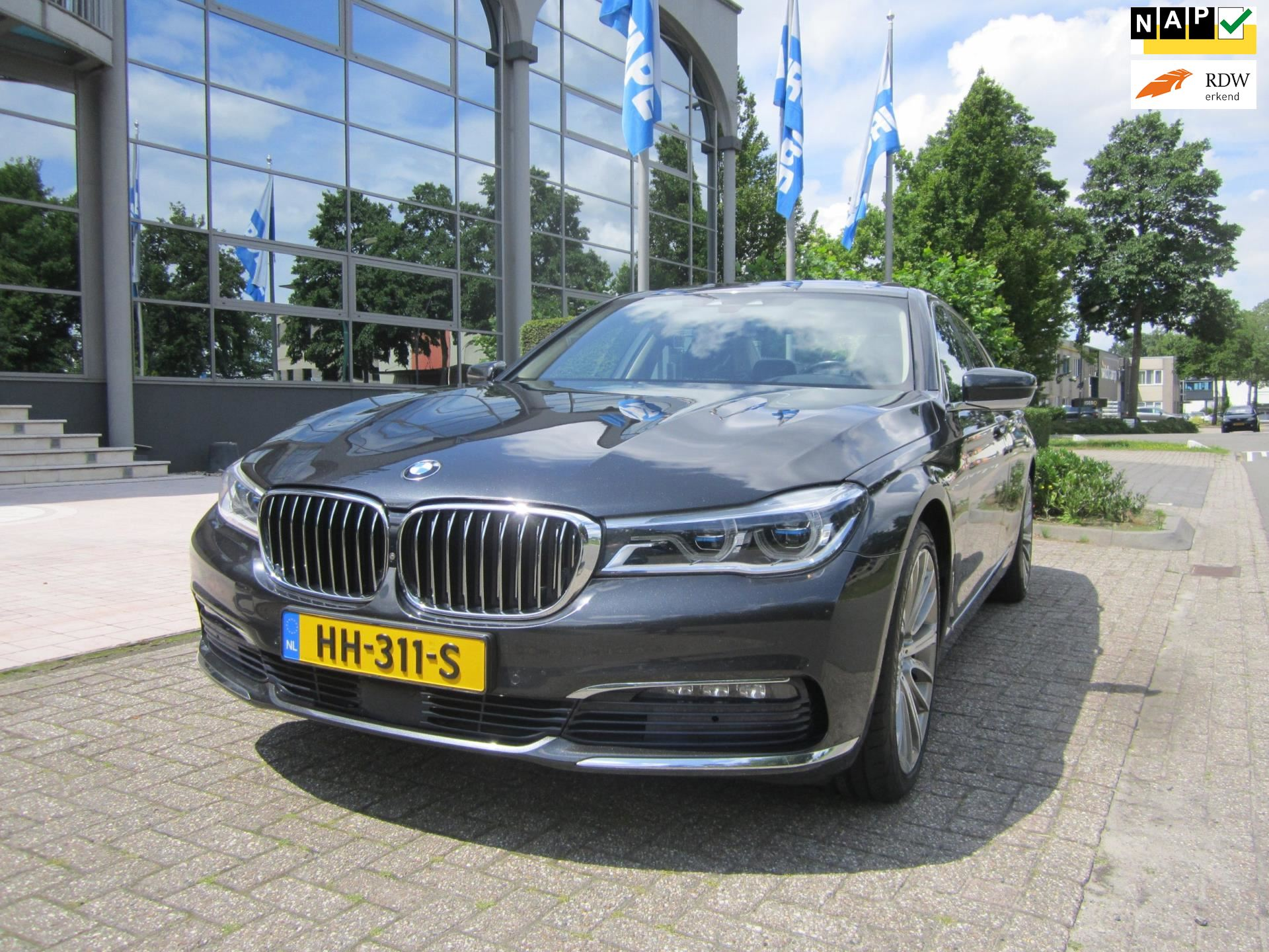BMW 7-serie occasion - HG Auto's