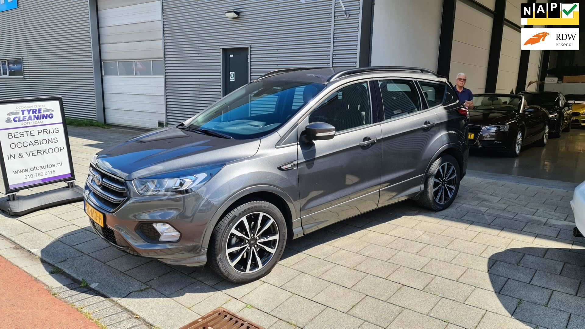 Ford Kuga occasion - OTC Auto's