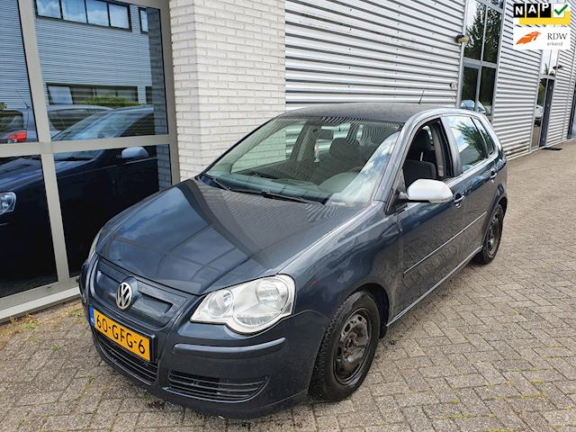 Volkswagen Polo 1.4 TDI Comfortline BlueMotion airco, MOTOR DEFECT. EXPORT EXPORT