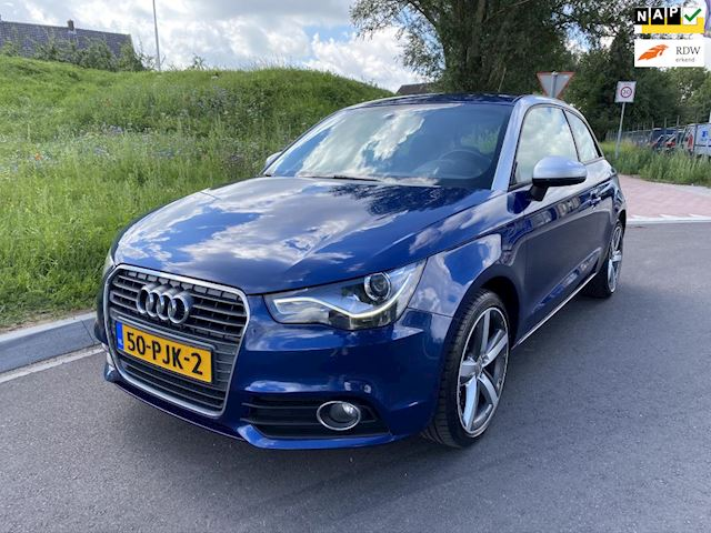 Audi A1 occasion - RW Cars
