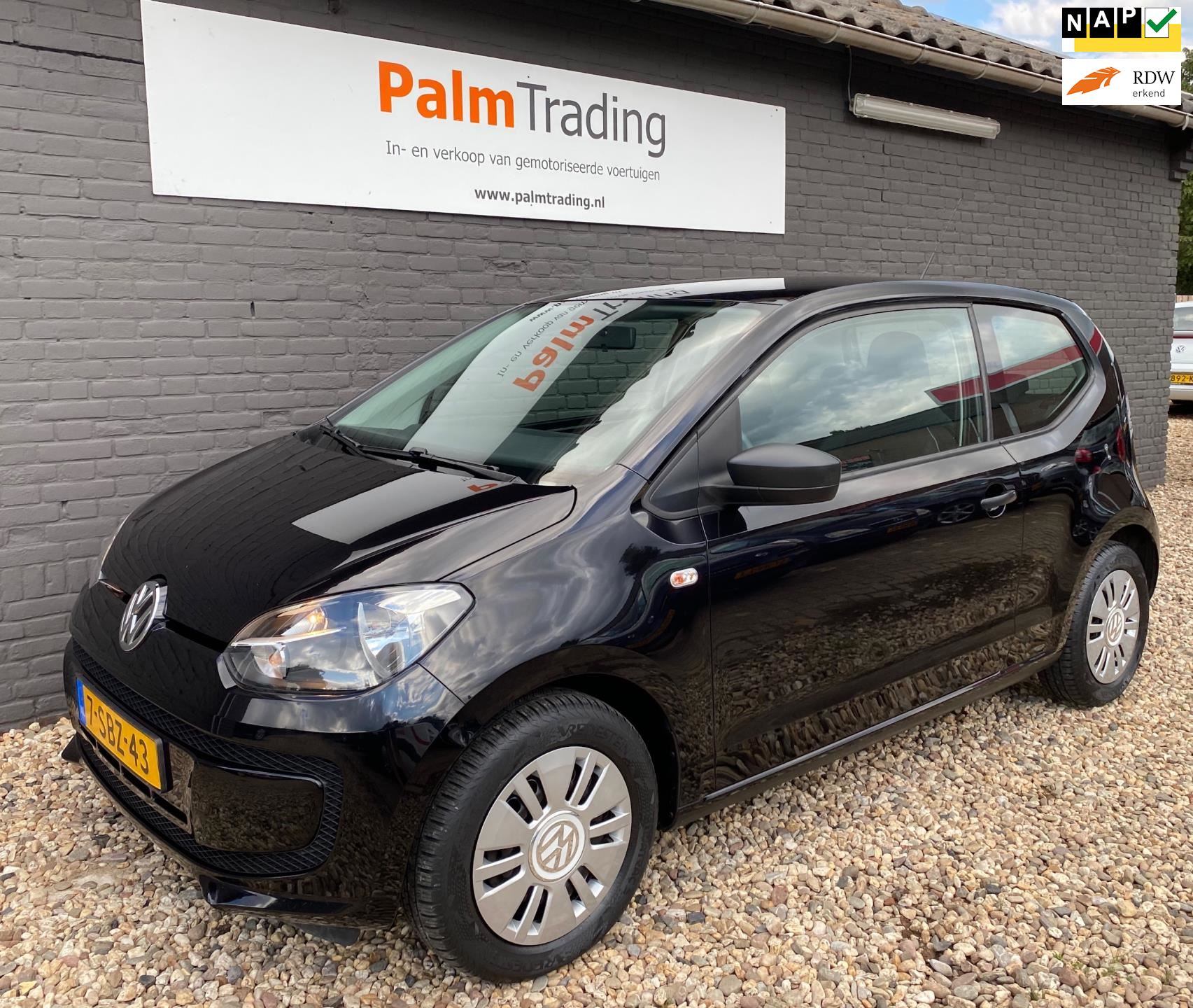Volkswagen Up occasion - Palm Trading
