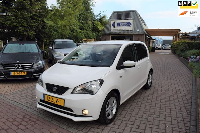 Seat Mii 1.0 Style Chic 5 DRS/AIRCO/CRUISE/ELEKTRISCH-PAKKET/NETTE STAAT