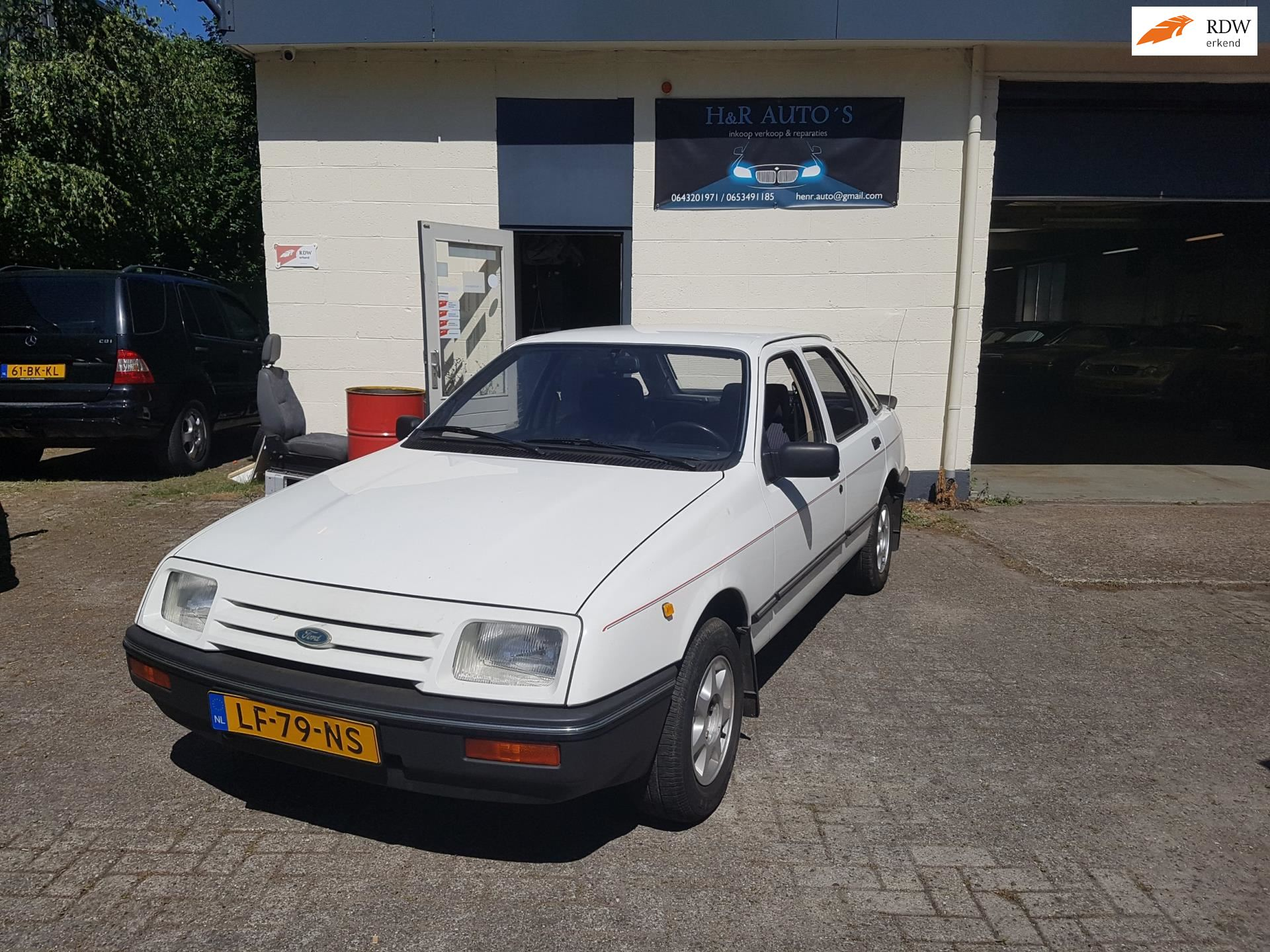 Ford Sierra occasion - H&R Auto's