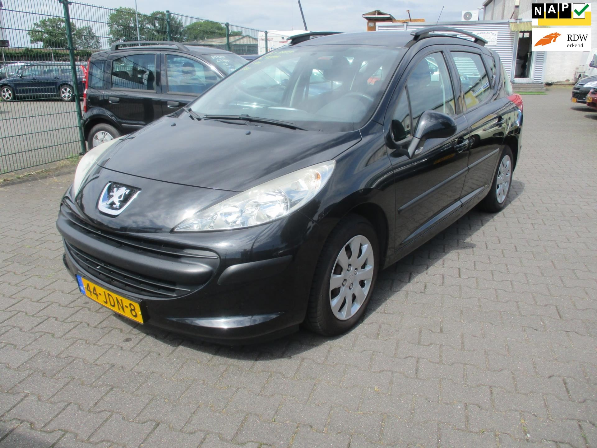 Peugeot 207 SW occasion - Harry Jakab Auto's